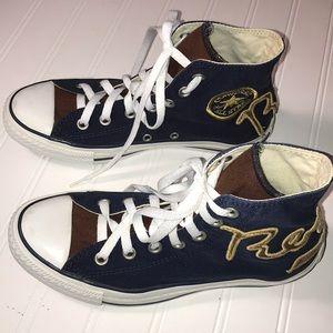 Converse Rare Black Fives Chuck Taylor Sneakers